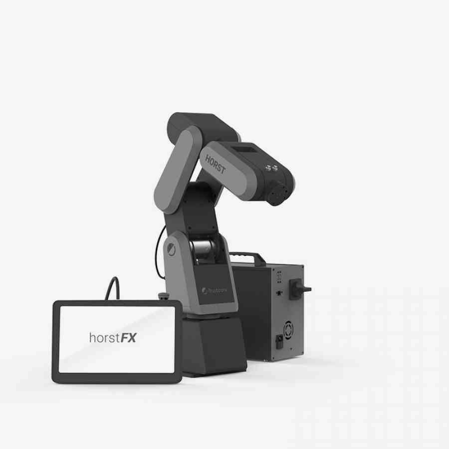 HORST | HORST600 | fruitcore robotics | Cadese | bytics Group